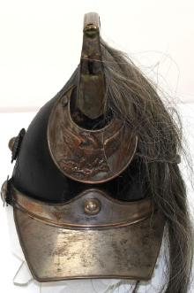 South Carolina - Charleston Light Dragoons Shako c:1850
