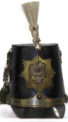 1833 pattern Dragoon Shako
