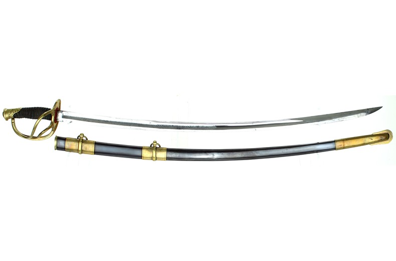 M 1840 Cavalry Officer Saber