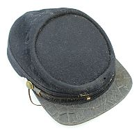 Post War Kepi - Maine buttons