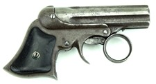Ring Trigger Derringer - Remington Elliot - 5 shot