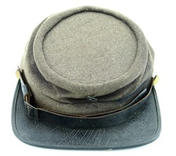 Enlisted Kepi  - C 7 on front