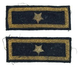 Brigadier General Shoulder Straps