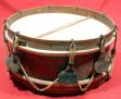 Rope tension - Natural wood finish Snare Drum