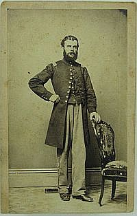 CDV - Unidentified Union Officer