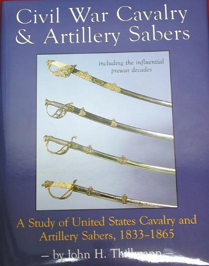 Best ever Book - Civil War Era Sabers
