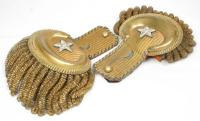 Brigadier General, Commissary Dep. Shoulder Boards