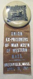 Reunion Ribbon of EX-Prisoners of War